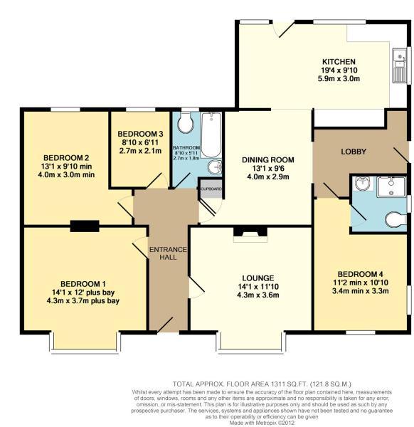 Floor Plans 4 Bedroom