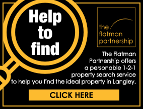 Get brand editions for The Flatman Partnership, Langley, Slough, Windsor & Iver