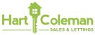 HartColeman Estate Agents, Hailsham branch logo