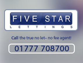 Get brand editions for Five Star Property, Retford Lettings