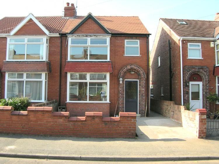 semi detached home in Jubilee Road, Retford...
