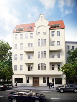 Apartment for sale in Berlin, Kreuzberg