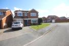 Detached home to rent in Colley Close, Shrewsbury...