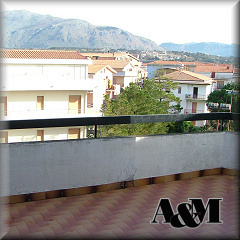 2 bedroom Apartment in Calabria, Cosenza, Scalea