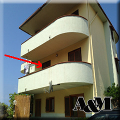 Apartment for sale in Calabria, Cosenza...