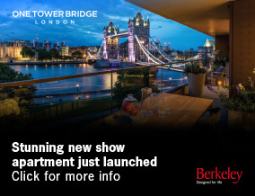 Get brand editions for Berkeley Homes (South East London), One Tower Bridge