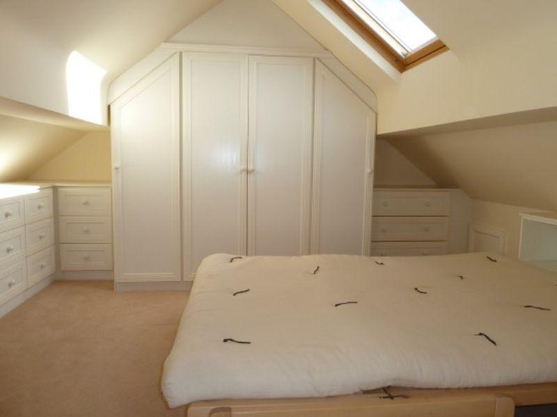 3rd bed in loft