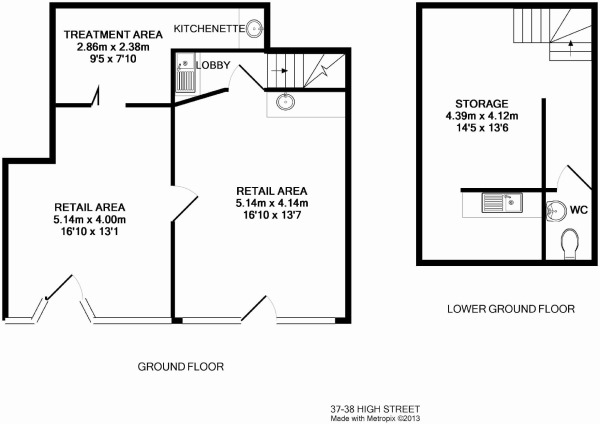 Architectural Layout For Tattoo Studio | Joy Studio Design Gallery ...
