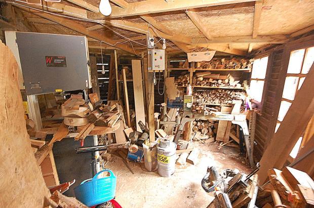 Timber Workshop