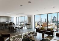new development for sale in Goodmans Fields, London...