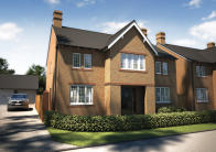 5 bed new house for sale in Barton Road, Silsoe, MK45