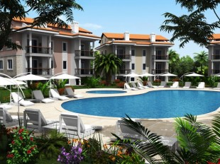 Apartment in Mugla, Fethiye, Hisaronu
