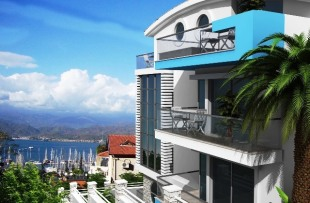 1 bed Apartment in Mugla, Fethiye...