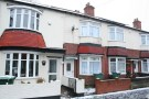 3 bed Terraced house in Talbot Road, Bearwood...