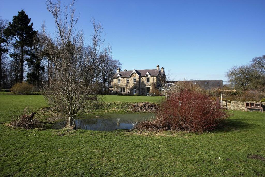 8 bedroom house for sale in dilston house corbridge for Garden rooms dilston