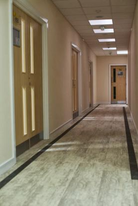Internal corridors