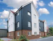 2 bedroom new Apartment in Rowland Road, Cranleigh...