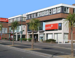 Goadsby, Bournemouth - Commercialbranch details