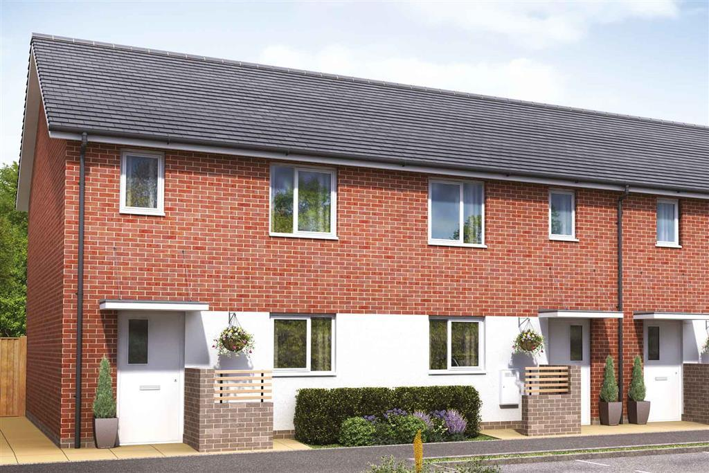 Artists impression of a typical Denford home