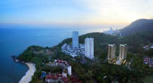 new Apartment in Pinang, Batu Ferringhi