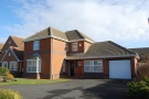 Detached home in Alton Close, Hightown...