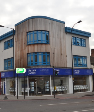 Peter James Estate Agents, Leebranch details