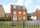 Detached home for sale in Damson Close, Red Lodge