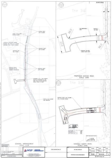 Proposed Access