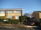 3 bed semi detached property in Usk Place, Rassau...