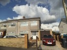 semi detached house in Llangattwg Close...