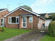 2 bedroom Detached Bungalow for sale in Wyebank...