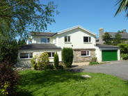 5 bed Detached home in Pwllmeyric Village...
