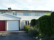 3 bed house in St Arvans Village...