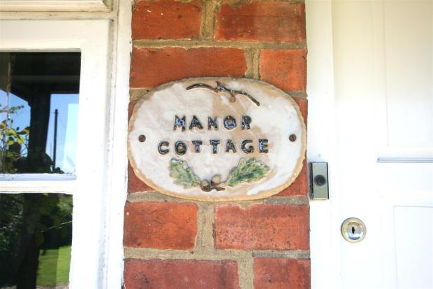 MANOR COTTAGE.