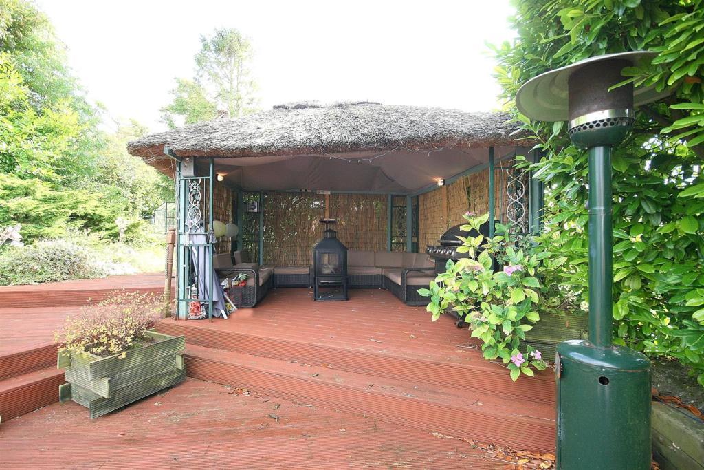 Outdoor Pavilion.