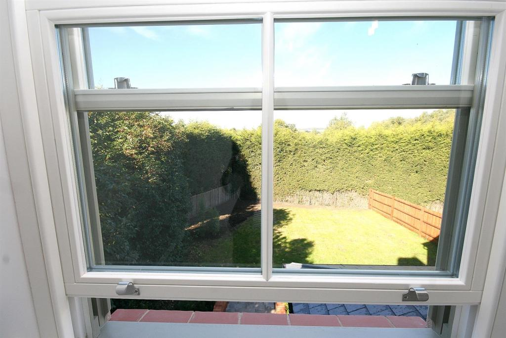 Sash Window to Rear