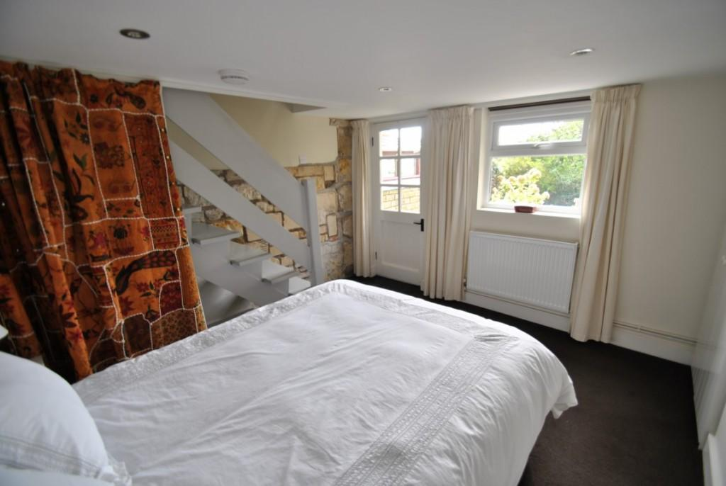the study/occasional bedroom 4 at 19a Kensington gardens for sale with Pritchards Bath