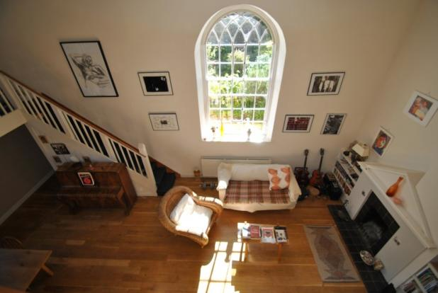 Avoncliff Ancliff Square Sitting Room Alt 2 from upstairs by Pritchards Bath