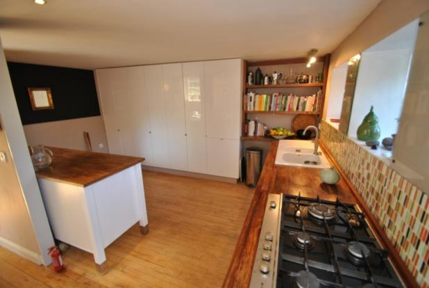 Avoncliff Ancliff Square Kitchen by Pritchards Bath