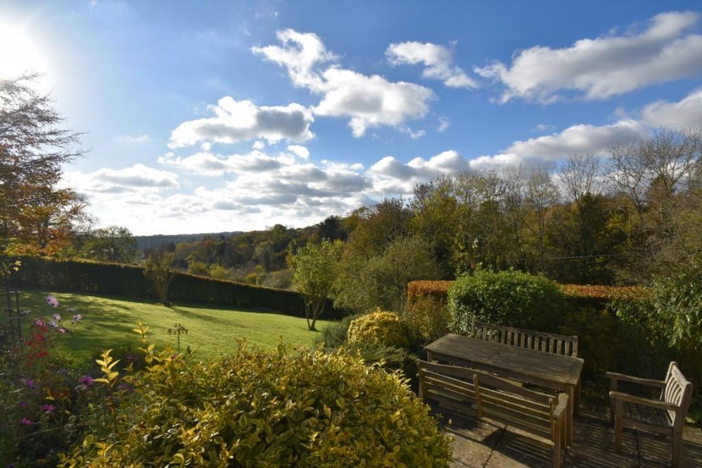 Turleigh garden views