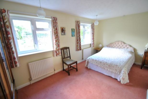 Bannerdown Annexe Bedroom