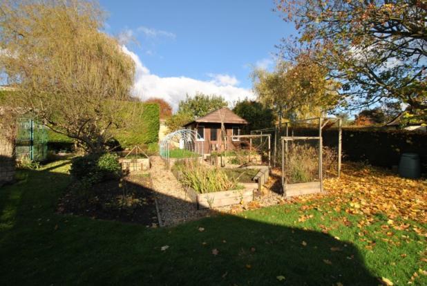 Bannerdown Vegetable Garden