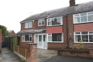 semi detached house in Welwyn Close, Thelwall...