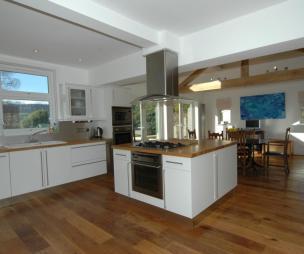 wooden floor kitchen design ideas photos amp inspiration