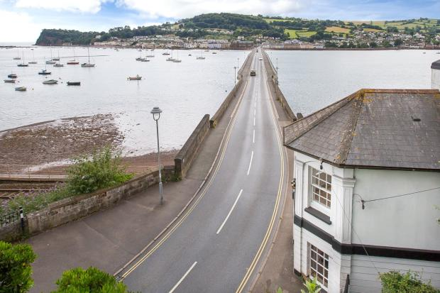 Shaldon Bridge Today