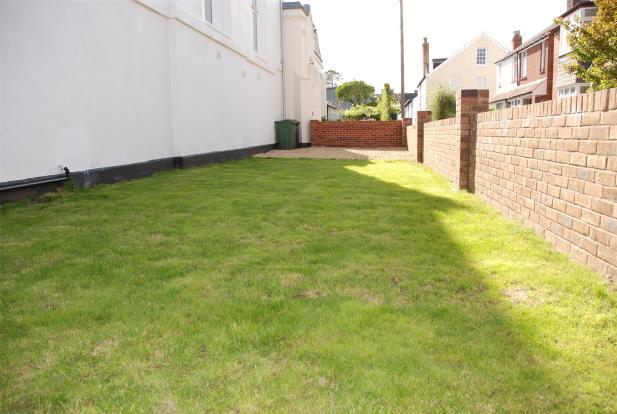 Walled Lawn