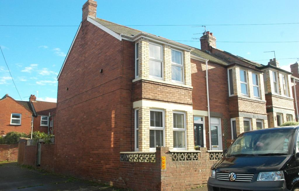 3 bedroom end of terrace house for sale in heavitree for Terrace exeter