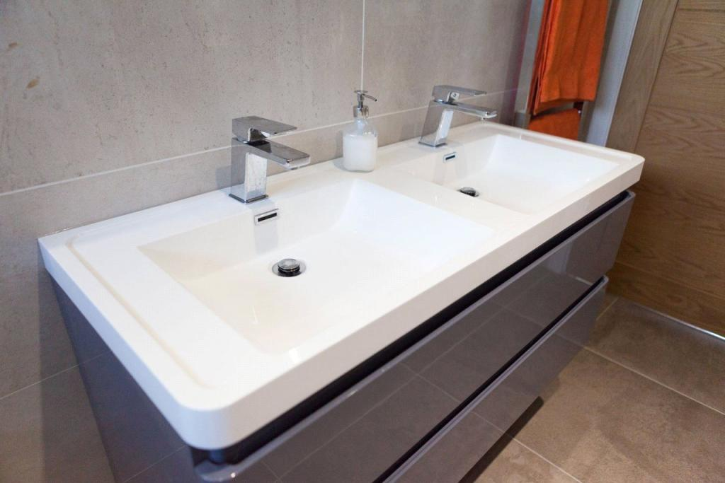 His & Hers Sinks