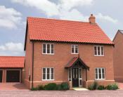 new property in Blackthorn Way Off The...