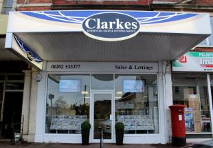 Clarkes Estate Agents, Bournemouthbranch details